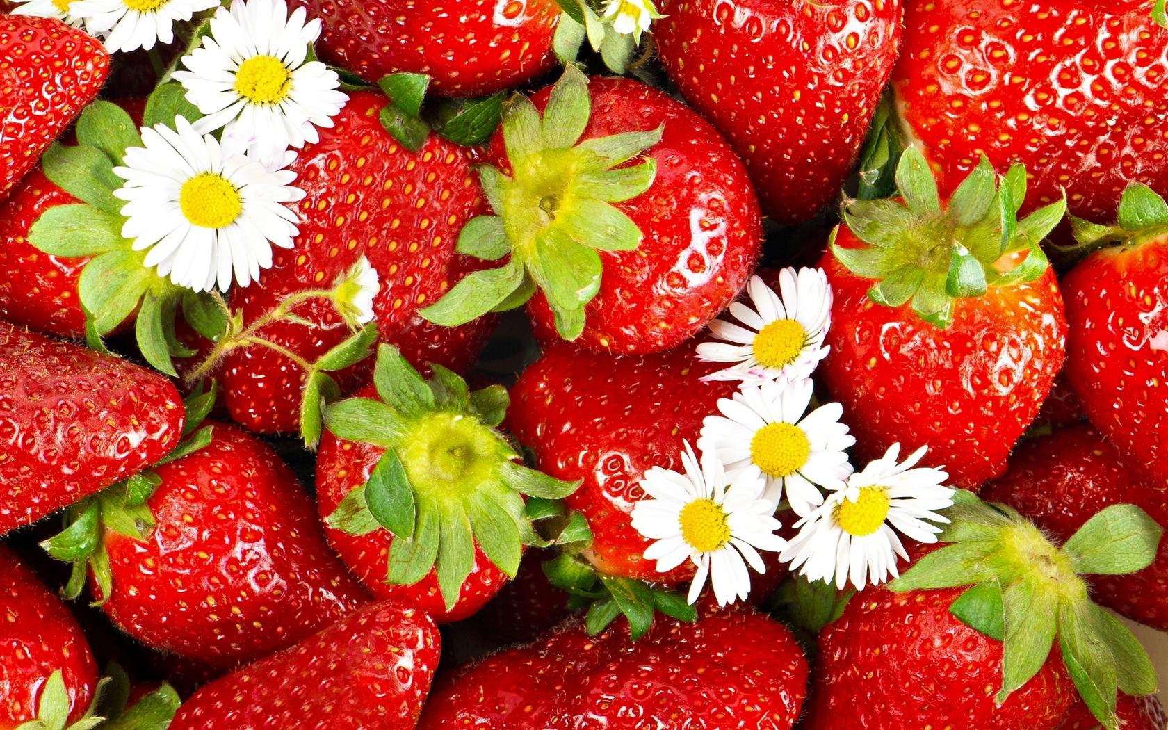 Обои для рабочего стола фрукты лето
