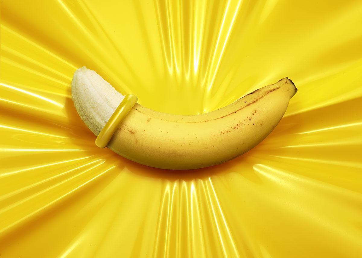 Смешная картинка банан