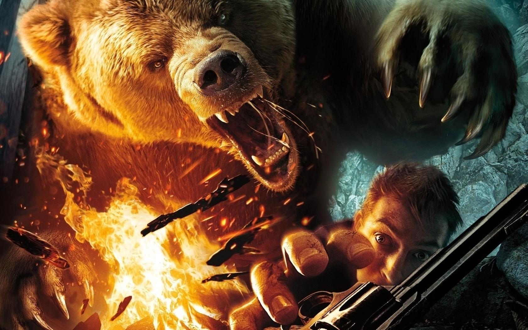картинки медведя с пушкой какой-то