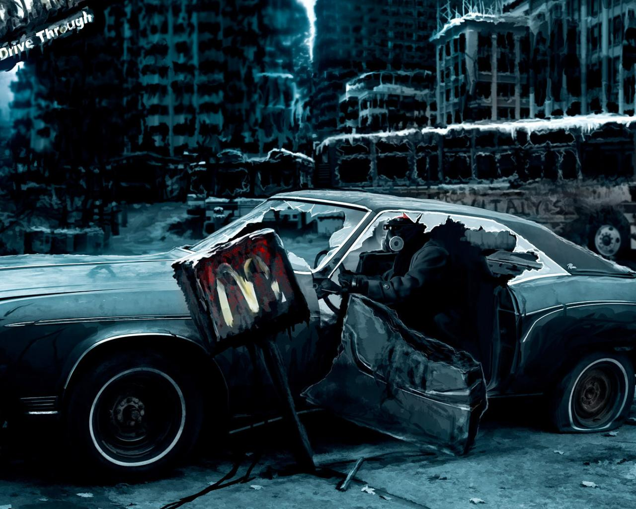 Crash movie steryotypes