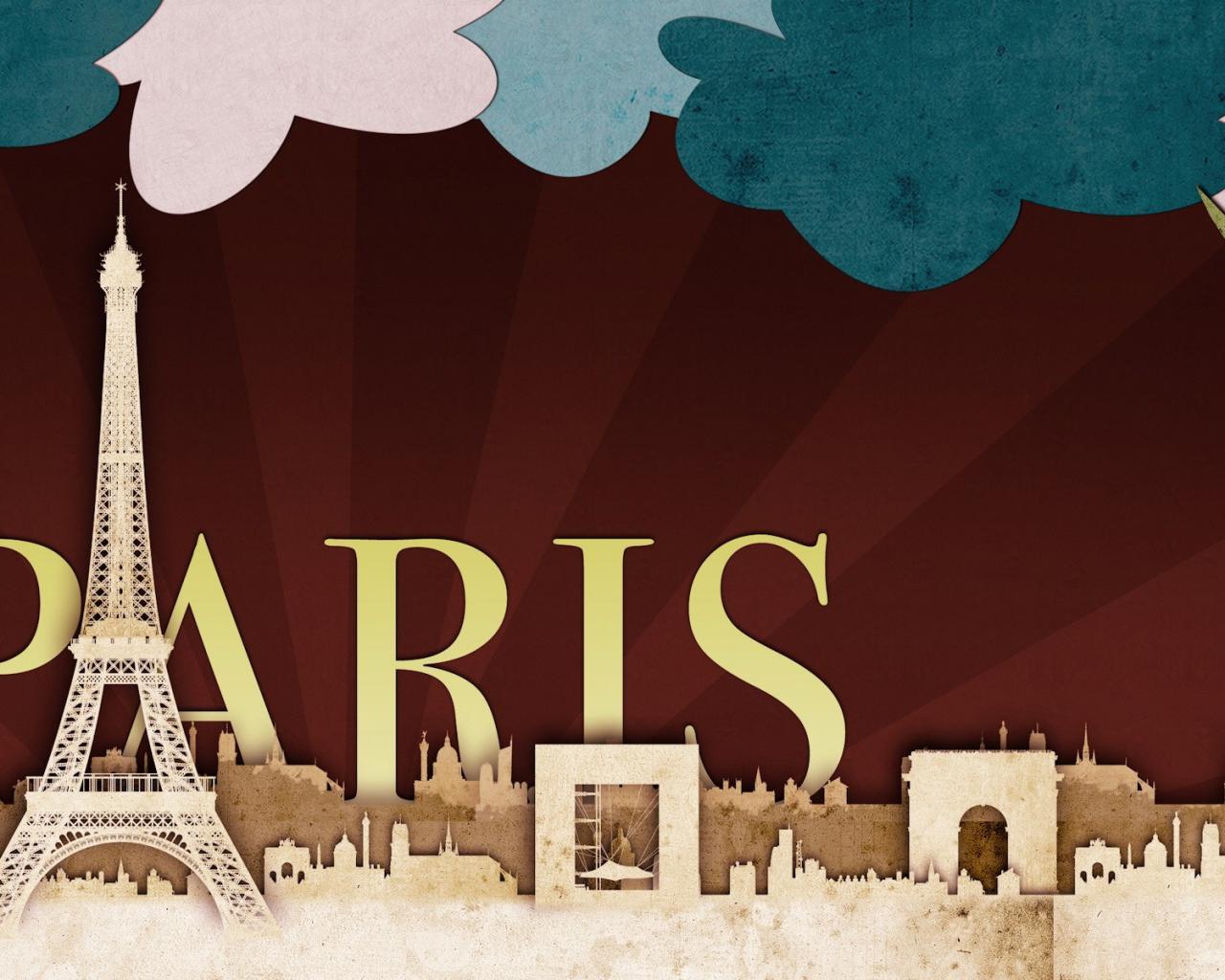 Clip in movie night one paris