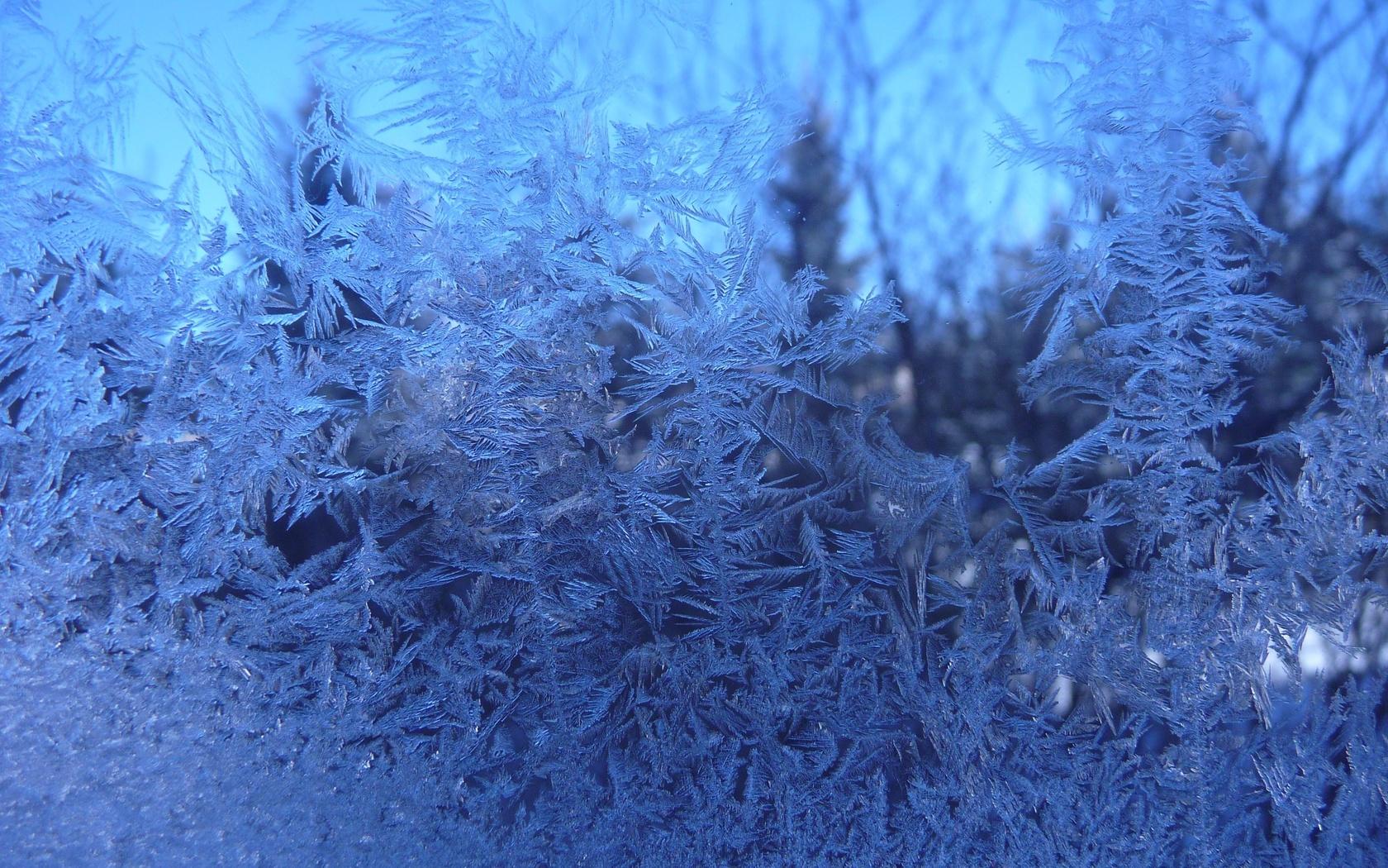 Картинки с морозом на улице